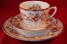 Porcelain/China Trios Date-Lined Ceramic Antique Original