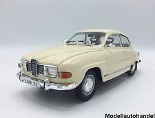 Saab 96 V4  1971 beige  1:18 MCG