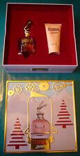 Jean paul Gaultier: Eau de parfum+Body lotion,coffret métal