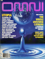 OMNI Magazine - 199 issues on 2 DVDs (Science, Parapsychology, Fiction, Fantasy)