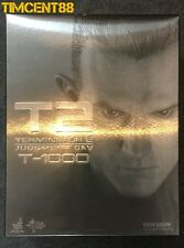 Ready! Hot Toys Terminator 2 Judgment Day T1000 T-1000 Robert Patrick 1/6 Figure