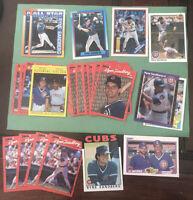 1986 Topps Ryne Sandberg Chicago Cubs #690 Baseball Card - Lot Of 26 Mint!!!