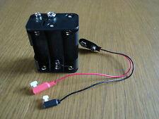 EverReady battery AD38 COMPLETE REPLACEMENT mains/batt. radio Vidor Bush KB Pye