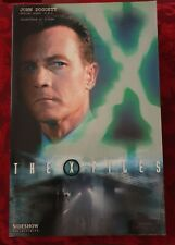 "Sideshow Collectibles The X-Files John Doggett 12"" Figure"