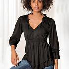 À Manches Longues Pour Femmes Hauts Décontractés Chemise Femmes En Vrac T-shirt