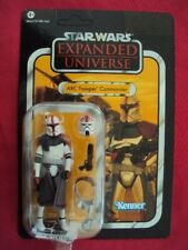 STAR WARS VINTAGE COLLECTION ARC TROOPER COMMANDER EXPANDED VC54 UNPUNCHED NEUF