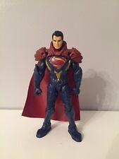 "Superman 6"" Figure With Vinyl Cape By Mattel 2015"