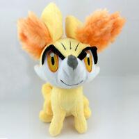 """Fennekin Plush Fox Fire Pokemon XY Starter Stuffed Animal Toy Figure Fluffy 8"""""""