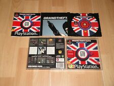 GRAND THEFT AUTO LONDON 1969 GTA EXPANSION + MAPA PARA SONY PS1 EN BUEN ESTADO