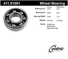 Axle Shaft Bearing Assembly-Premium Centric 411.91001