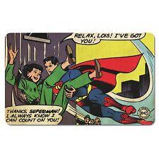 DC Comics - Vintage Frühstücksbrettchen -  Superman - Thanks, Superman