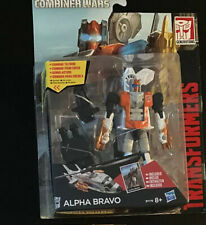 Transformers Combiner Wars Superion Alpha Bravo Brand New Sealed