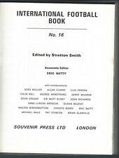 International Football Book No.6 Edited By Stratton Smith Souvenir Press 1974 G-