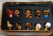 New listingGoGos Crazy Bones Limited Edition - Gold Series Part 2 complete