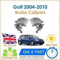 For VW Golf MK5 1.4 1.6 1.9 2.0 2004-2010 Rear Right & Left Brake Calipers NEW