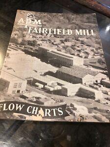 APM Fairfield Mill Vintage Flow Chart Booklet