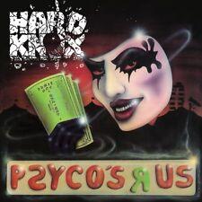 HARD KNOX Psyco's R US CD USA imp.