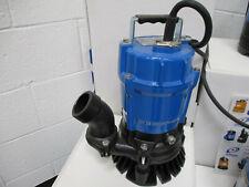 Tsurumi Hs24s 62 2 Submersible Trash Pump 53gpm 115v 39 Head Electric Hs24s