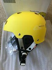 POC Receptor BUG Helmet (Yellow, X-Small/51-52) NWT.