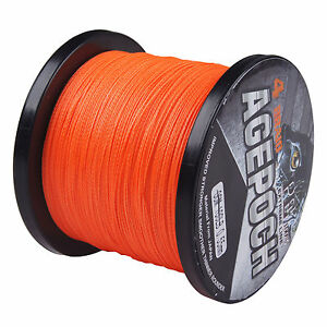 Special Supply 500M 1000M 6LB-100LB Power PE Dyneema Braided Fishing Line Pro