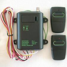 Long Range 1500Ft Gate Opener Control Receiver & Remote Set Heddolf ER294+2T