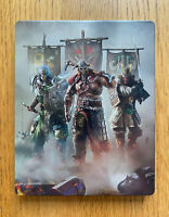 For Honor Steelbook- No Game case
