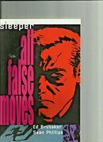 Sleeper All False Moves TPB/Graphic Novel by Ed Brubaker  Wildstorm Comics