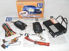 Vw GOLF 4 Variant 1J Klappschlüssel ZV Funkfernbedienung 7105 JOM Funk