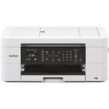 Brother MFC-J497DW Tintenstrahl-Multifunktionsdrucker Scanner Kopierer Fax WLAN