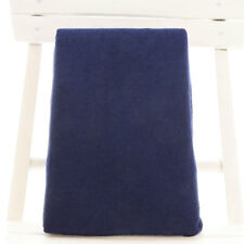 Comfortable Aztex Classic Value Durable Massage Couch Cover Face Hole Navy Blue