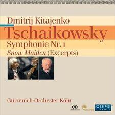 Tchaikovsky: Symphony No. 1 Snow Maiden, New Music