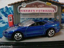 2012 Hot Wheels 1995 Chevy CAMARO Conv't∞BLUE☆Loose ☆ Multi Pack Exclusive