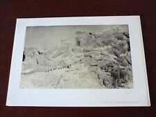 STAMPA RIPRODUCENTE FOTO DEL 1860 (N° 18)