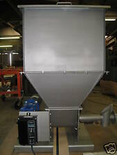 Industrial Screw Feeder Volumetric T304SS, Auger (NEW)