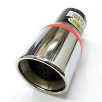 Silenciador de Escape Embellecedor Tubo Trasero Cromado para Mazda Rx-7 Mx-3
