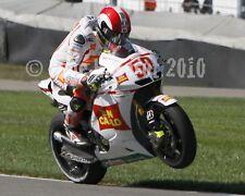 Marco Simoncelli 2010 Honda Indianapolis MotoGP photo