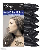 "Diane #5042 Satin Soft 1"" Pillow Hair Rollers 10-pk"