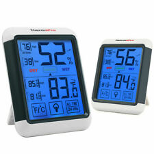 ThermoPro TP55 Digital Hygrometer Indoor Thermometer Humidity Gauge
