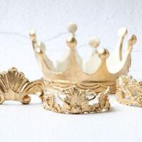 Crown Fondant Silicone Mold DIY Decoration Baking Tool Sugarcraft Chocolate Mold