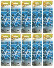 SOUS SUIVI - EUNICELL Lot de 100 Piles AG4 LR626 LR626SW  SR 626 SR377 G4 1,5V
