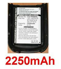 Coque+Batterie 2250mAh type 157-10079-00 3340WW Pour Palm Treo 685