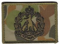 Army Australian RAR Insignia Green DPCU