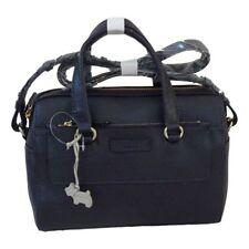 Radley Patternless Zip Handbags