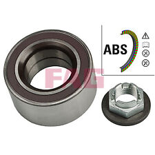 FORD MONDEO MK3 JAGUAR X-TYPE GENUINE FAG PREMIUM FRONT WHEEL BEARING KIT