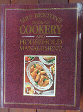 Mrs Beeton's Book of Cookery & Household Management - Large Softcover - 1994