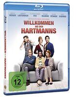 Willkommen bei den Hartmanns [Blu-ray/NEU/OVP] Senta Berger, Heiner Lauterbach,