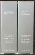 MARY KAY TIMEWISE: AGE MINIMIZE 3D DAY CREAM - COMBINATION TO OILY SKIN X 2