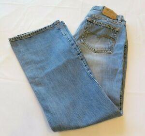 American Eagle Outfitters Jean pour Femmes Pantalon Taille 4 Bleu Guc