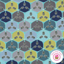 Moda BEE MY HONEY 11625 22 Multi Grey QUILT FABRIC YARDAGE