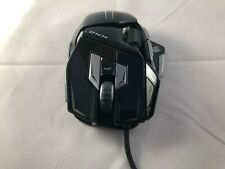 Mad Catz MMO7 Gaming Mouse Gloss Black